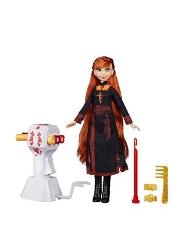 Hasbro Disney Frozen 2 Anna Saç Tasarımı Renkli